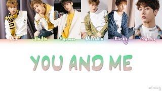 Astro  아스트로  – You & Me Lyrics  Color Coded/eng/rom/han