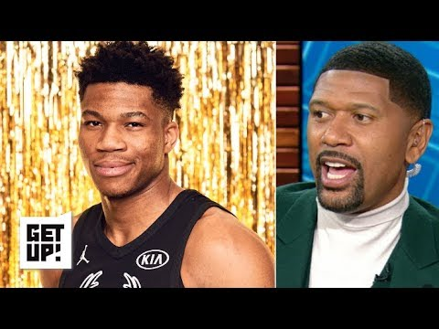 Giannis and Joel Embiid can't make up for East's weak crop of All-Stars – Jalen Rose | Get Up!