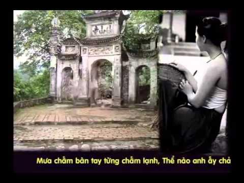 Mưa xuân - Thơ Nguyễn Bính - Diễn Ngâm Trịnh Thu Hương