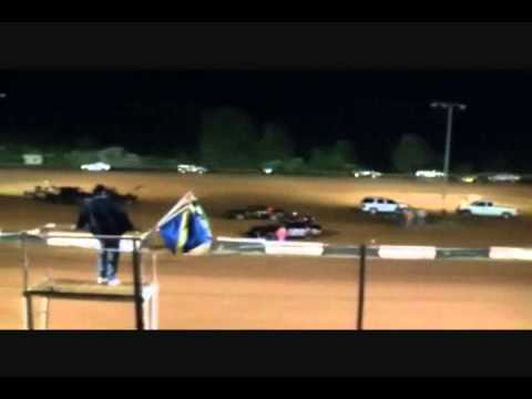 Diamond Park Speedway's Top 10 Factory Stock Point's Champion's