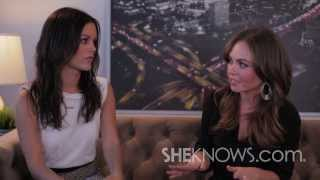 Rachel Bilson Talks Hart of Dixie, Fashion & Being a Celebrity- Girl Crush