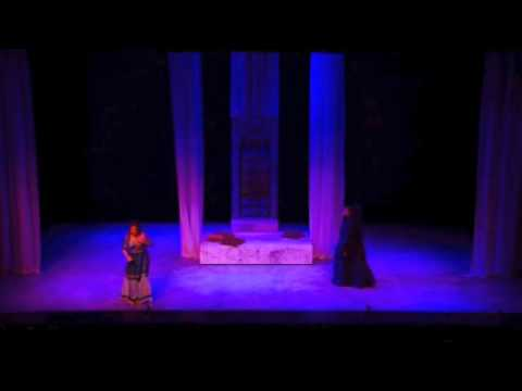 Heather Hill, Soprano: Vengeance Aria (Der Holle Rache), Mozart - The Magic Flute