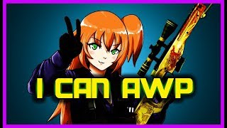 I CAN AWP - Counter-Strike: Global Offensive ( Training )