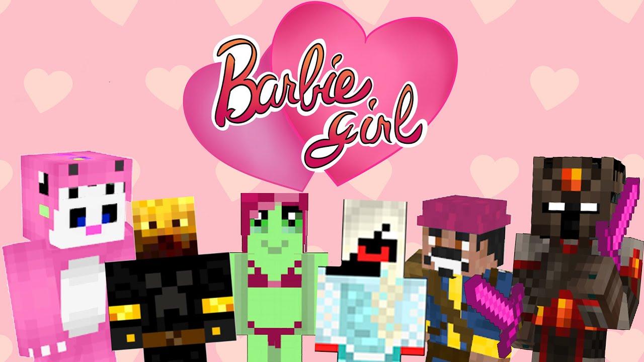 Animatic || Barbie Girl (feat. Imperio 51)