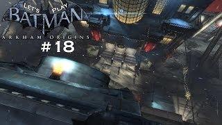 BATMAN ARKHAM ORIGINS #18 [Blind/HD/Ger] - Leicht Verwundert