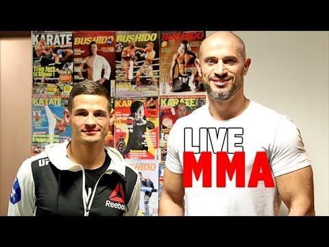 LIVE avec Tom 'Firekid' Duquesnoy, combattant à l'UFC et GregMMA