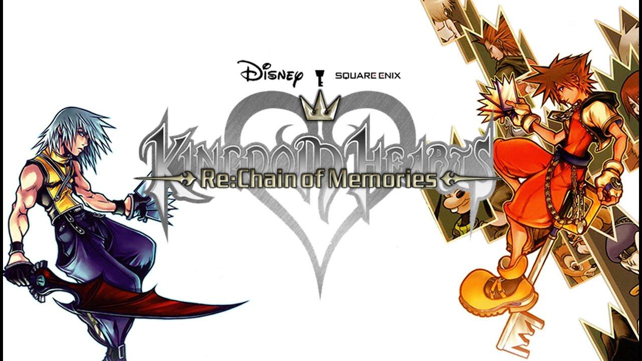 Guía Kingdom Hearts Re:Chains of Memories al 100% Sora - Parte 12 Islas del Destino