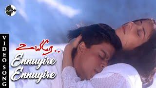 Ennuyire Ennuyire HD Song | Uyire | Shahrukh khan| AR Rahman | Mani Ratnam | Track Musics India