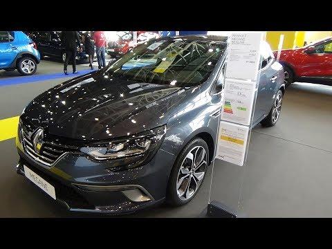 2018 Renault Megane Sedan GT-Line - Exterior and Interior - Salon Automobile Lyon 2017