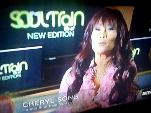 The Soul Train Life Of New Edition 2016 - Cheryl Song!