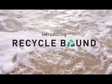 Introducing Recycle B♻️und. A world 1st! Driveway & pathway resin surfacing made from waste plastic.