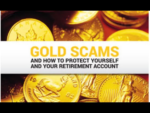 Best Online Investment - Gold Scams and How To protect Yourself 1-888-776-1807
