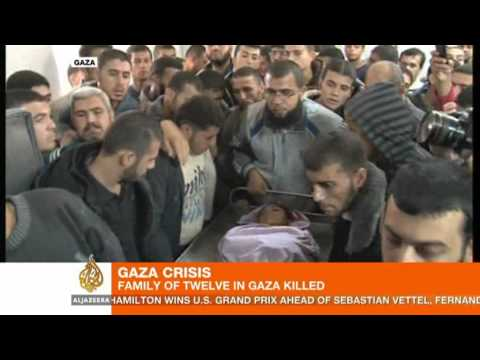 Death toll mounts in Gaza conflict