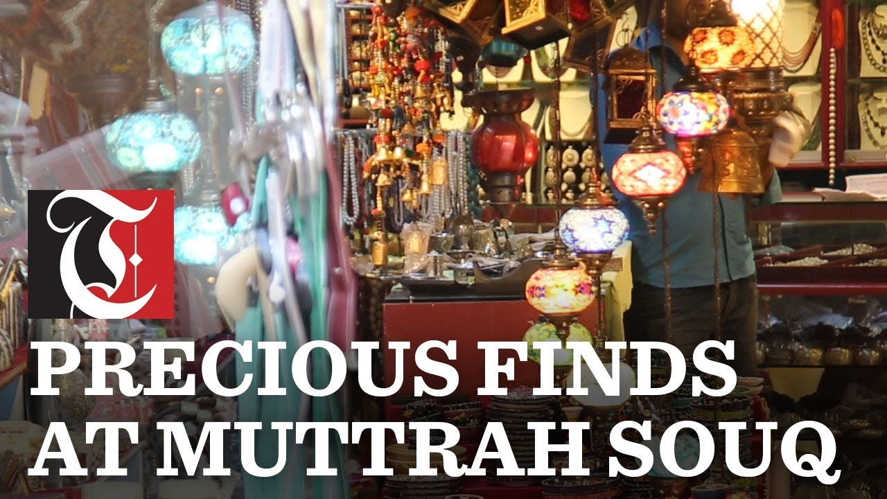Precious finds at Muttrah Souq - Times Of Oman