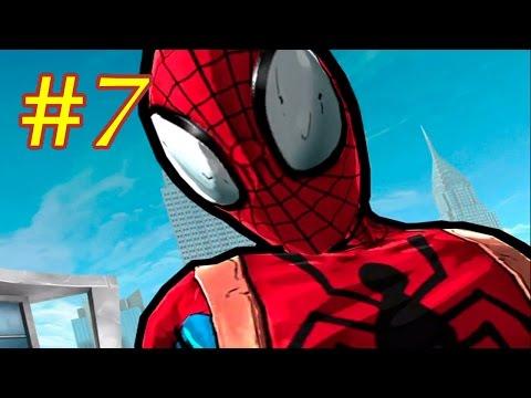 Spider-Man Unlimited играю #2 (мобильная версия) iOs