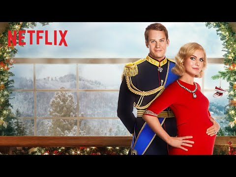 A Christmas Prince: The Royal Baby | Officiële trailer | Netflix