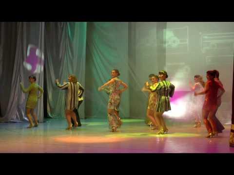 Шоу-балет Альянс Хобби-Класс - Диско 28.05.16
