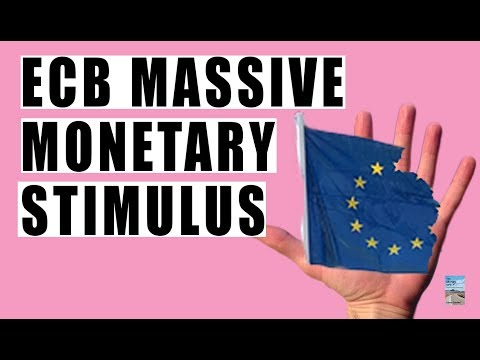 ECB Unprecedented Money Printing Bailing Out Every EU Company Beyond 2018!