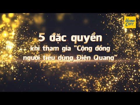 Quét mã QR, tham gia Group Người tiêu dùng Điện Quang