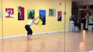 "Afro Urban Dance | Professor feat. Charactor - ""Imoto"""