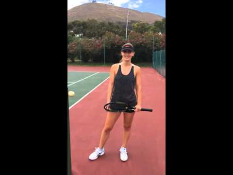 Tennis tennis in Africa , Cape-Town at Superslam Tennis Academy
