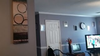 Living room makeover / #painting #revampinghome #alishasoutherncrew