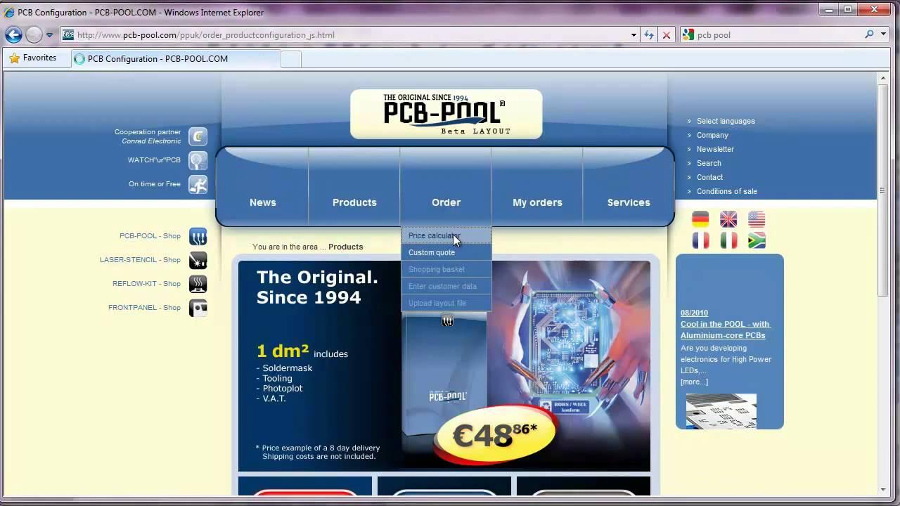 How To Transfer An Ni Ultiboard Design Pcb Pool Youtube Fileintegrated Circuitsjpg Wikipedia The Free Encyclopedia