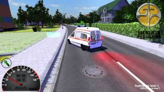 Emergency Ambulance Simulator - Trailer