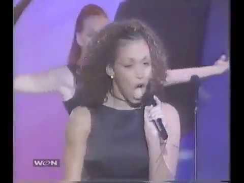 Soul Train 99' Performance - Chanté Moore - Chanté's Got A Man!