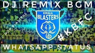 DJ Remix WhatsApp Status • MANAJAPPADA • BELIEVER VERSION • KERALA BLASTERS   Troll One Malayalam