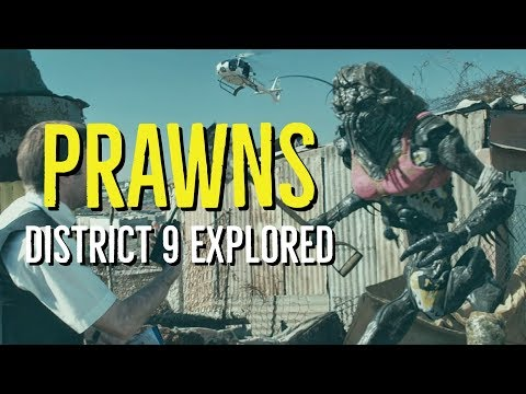 PRAWNS (DISTRICT 9 Explored)