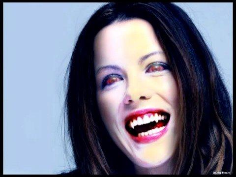 Kate Beckinsale Vampire - YouTube