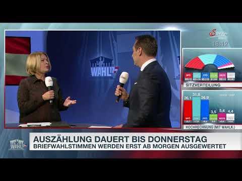 Heinz-Christian Strache im Interview