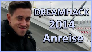 Anreise Dreamhack 2014 HandOfBlood