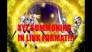 How To Xyz Summon In Link Format!!!