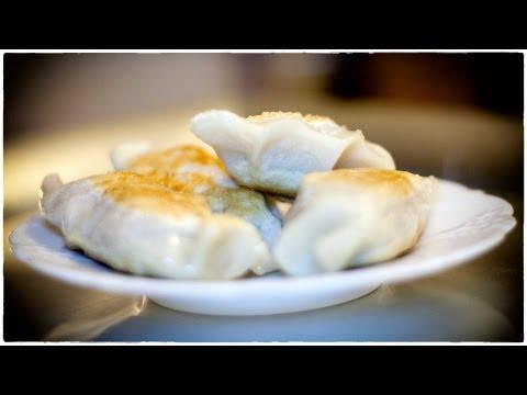 Meat Pierogies – Pierogi z Miesem – Ania's Polish Food Recipe #40