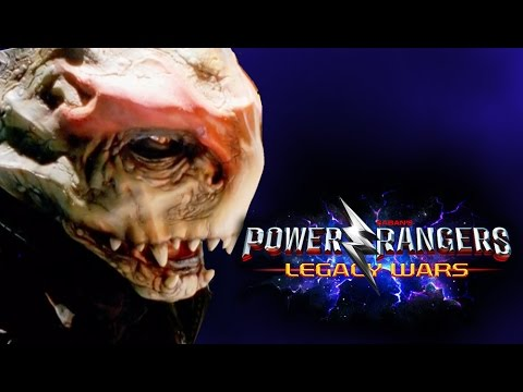 Power Rangers Legacy Wars Mesagog Unlocked