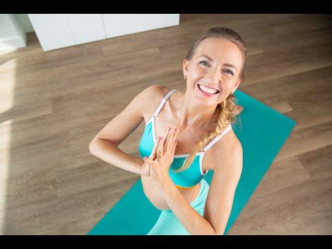 Heart Chakra Yoga Poses 💚 Love, Joy & Inner Peace - Anahata Chakra Yoga Class | Chakra Challenge