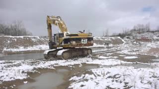 Orbitbid.com - Michigan: R&m Excavating & Paving, Inc. - Cat 375l Track Excavator