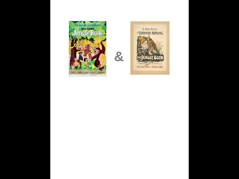 Book & Film Compare! Episode 1 The jungle book