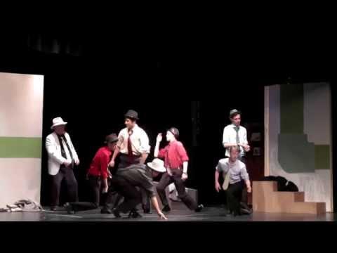 Crapshooters Ballet -- Basalt High School