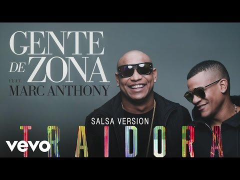 Gente de Zona - Traidora (Salsa Version)[Cover Audio] ft. Marc Anthony