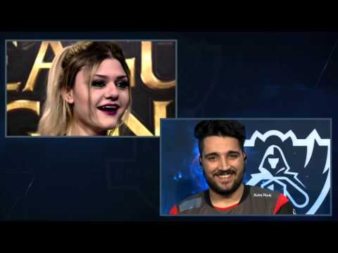 PaiN brTT asks his girlfriend to marry him after game vs CLG – League of Legends
