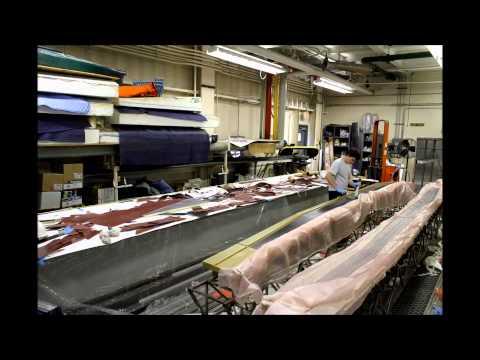 UAV Wing Build Time Lapse
