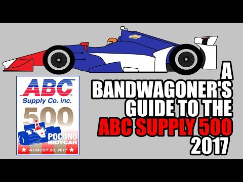 INDYCAR ABC Supply 500 at Pocono: A Bandwagoner's Guide