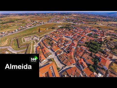 Almeida Fortaleza e Vila   Portugal