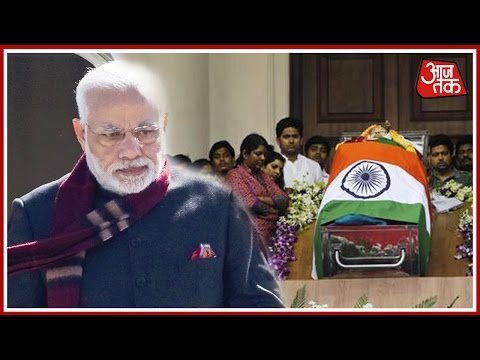 PM Modi To Visit Chennai To Pay Tributes To Jayalalithaa