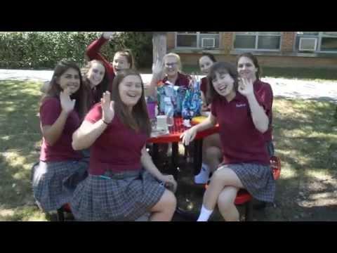 Elizabeth Seton High School: Excited !