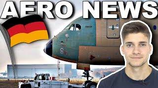A350 für die KANZLERIN? AeroNews