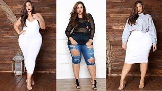 Ropa para Gorditas | Moda 2017 Tallas Grandes | Moda Plus Size